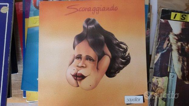 SQUALLOR.SCORAGGIANDO disco in vinile