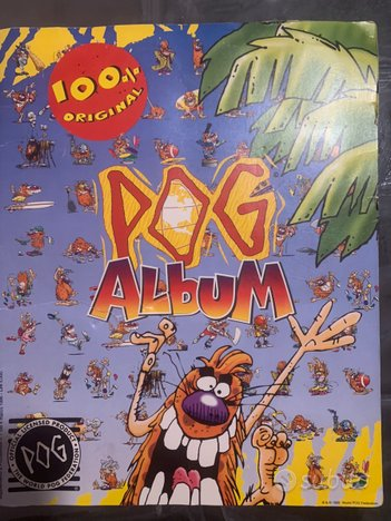 POG 1996 100% Original