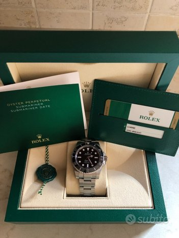 Rolex Submariner No Date 2020 ref. 114060