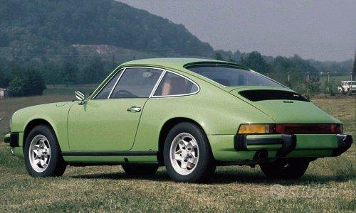 Ricambi Porsche 911 G Model Usati e NOS