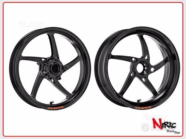 Cerchi Forgiati OZ Wheels Piega Alluminio Mono