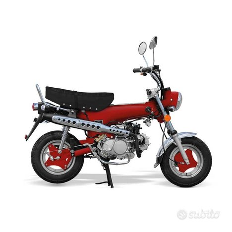 New TNT CITY 125cc (mot.Replica Honda)