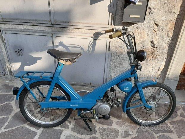 Moto Guzzi Trotter
