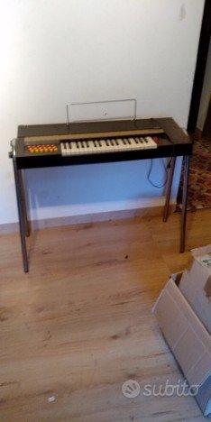 Tastiera antonelli golden organ 2550 oragano piano