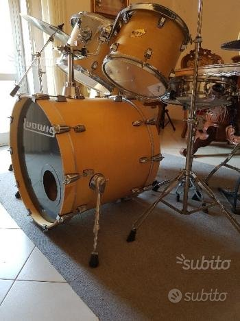Batteria Ludwig accent set completo