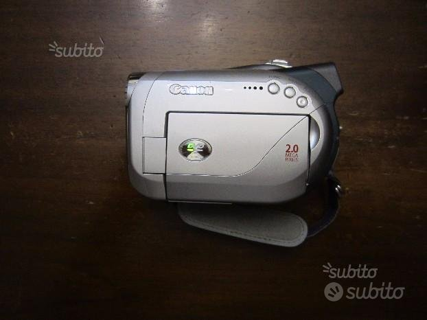 Videocamera canon dc19