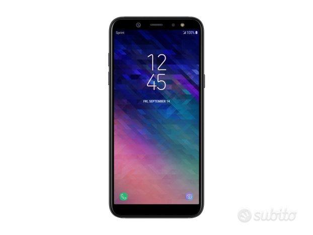 Samsung a6 dual sim