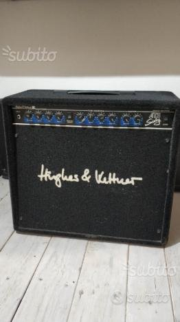 Amplificatore Hughes & Kettner ATS Sixty