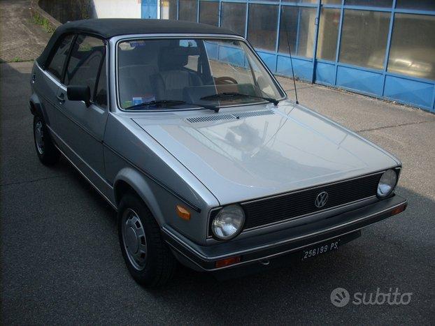 VOLKSWAGEN Altro modello - 1982