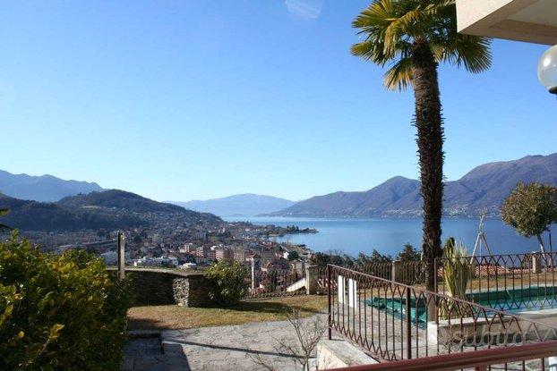 appartamento bilocale vista Lago Maggiore