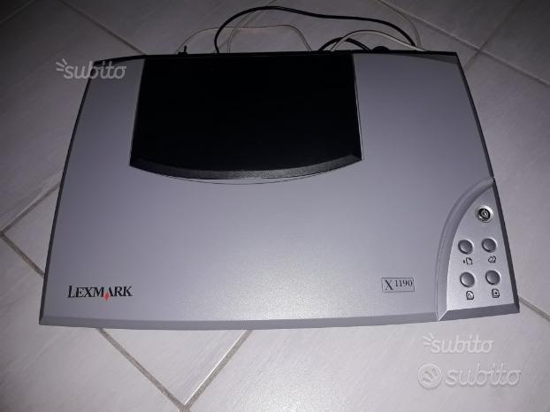 Stampante multifunzione lexmark x11900