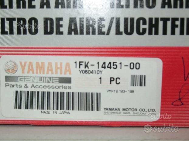 Filtro aria yamaha V MAX 1200 dal 1986 al 2001