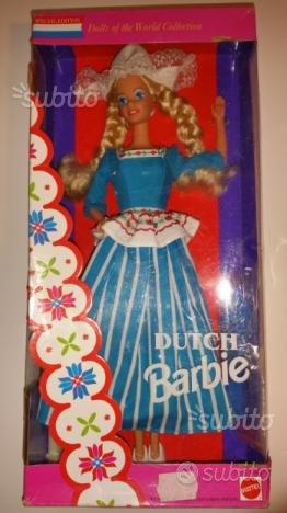 Barbie Dutch Mattel Special Edition
