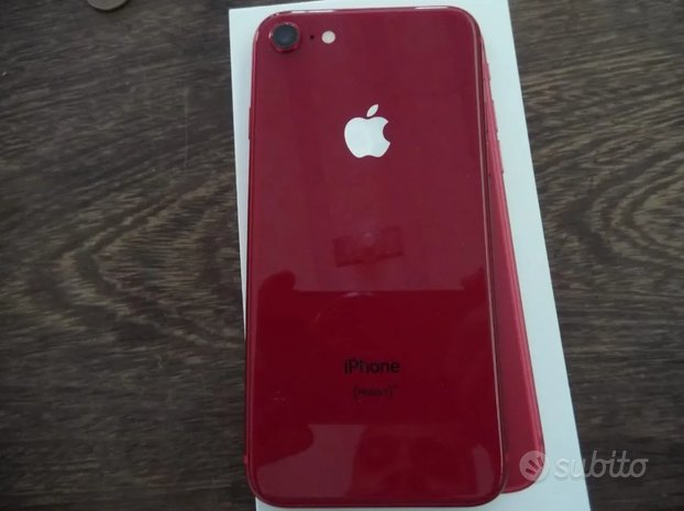 IPhone 8 product red 64gb