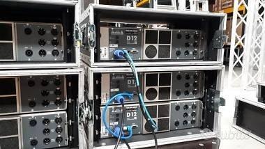 D&B Audiotechnik D12 con Case