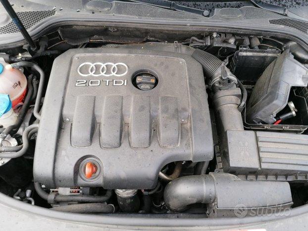 Audi a3 bkd 2.0 tdi 2007 230.000km per ricambi