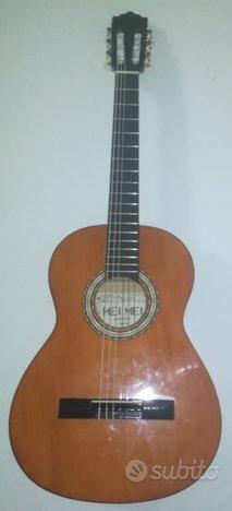 Chitarra classica 3/4 con custodia