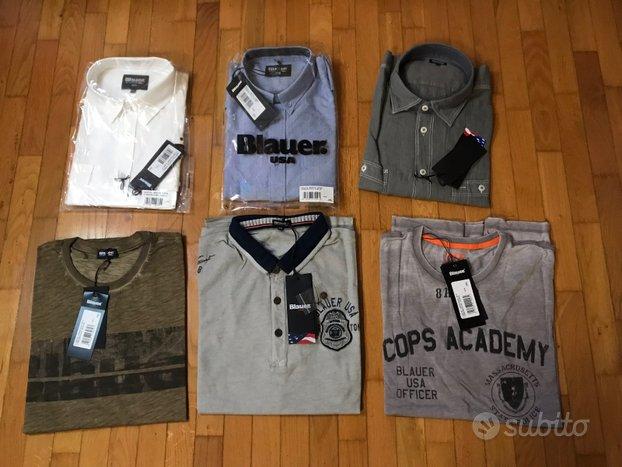 Camicie e t-shirt BLAUER tg 3XL