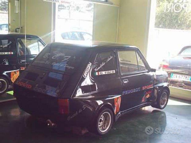 Fiat 126 epoca slalom.78cv