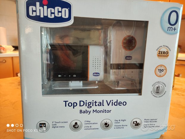 Baby monitor Chicco Top Digital Video
