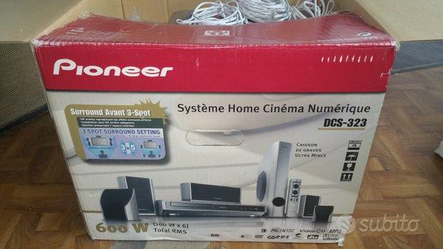 Casse per home CINEMA DVD MP3