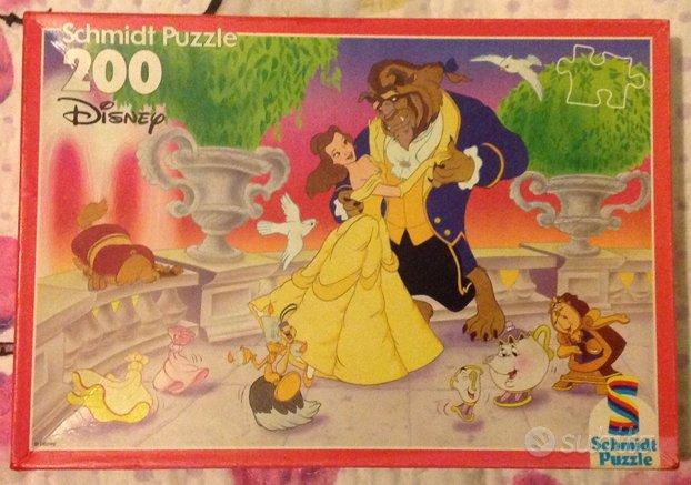Puzzle * La bella e la bestia * ORIGINALE