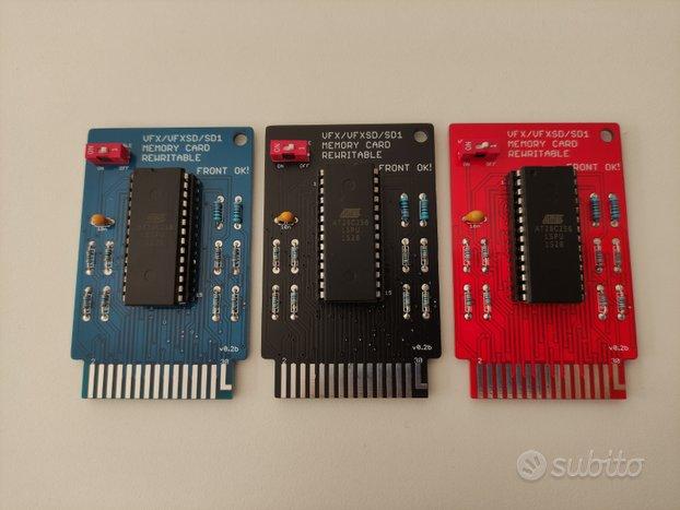 Ensoniq VFX VFX-SD SD1 Memory Card Riscrivibili