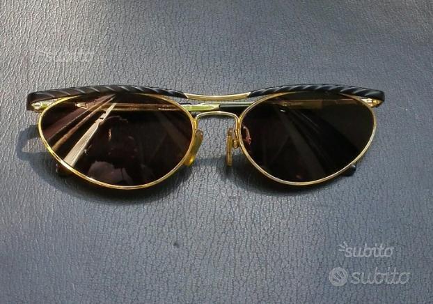 Enrico Coveri vintage occhiali anni 80