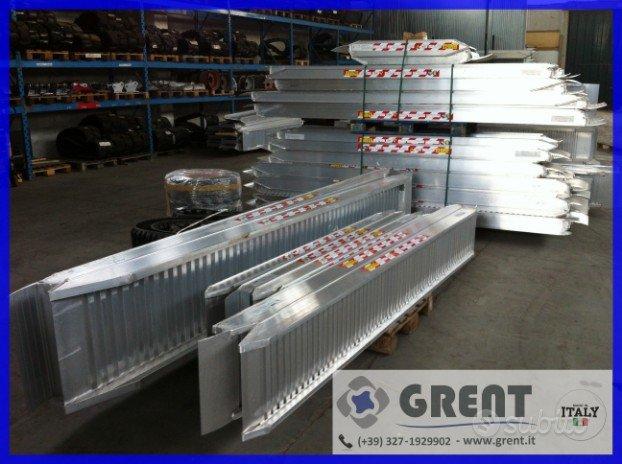 Subito impresa grent service solution usato rampe for Rampe carico alluminio