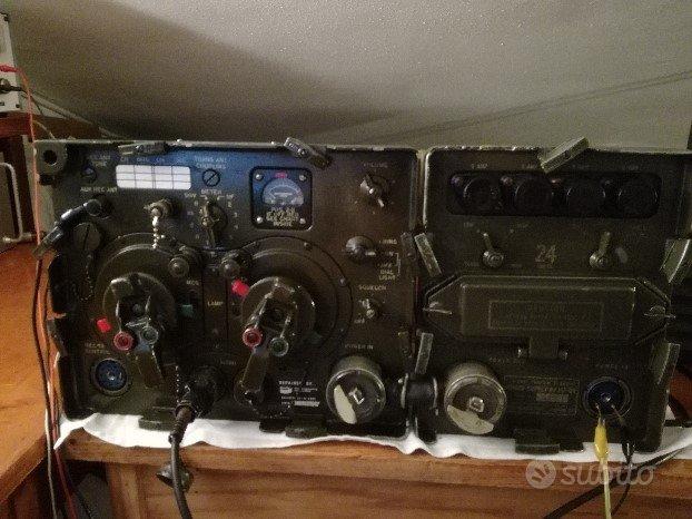 Radio Militare surplus stazione GRC