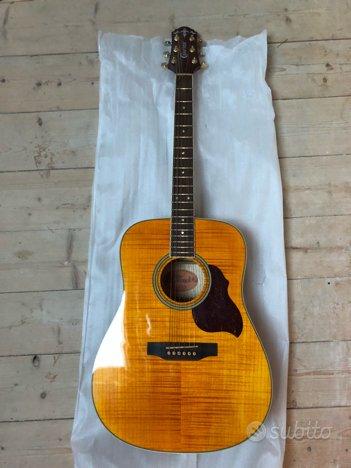 Crafter chitarra acustica nuova md 60