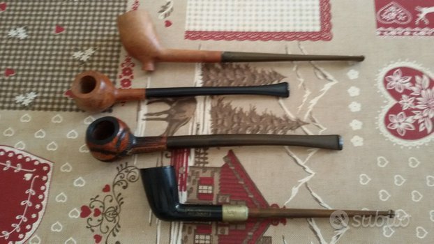 4 pipe vintage nuove