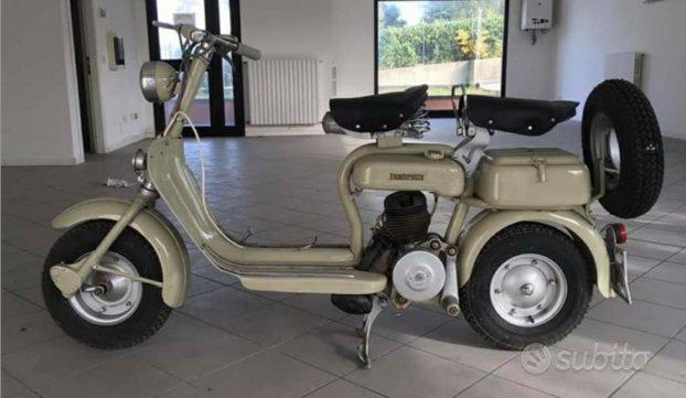 Innocenti Lambretta 125 D