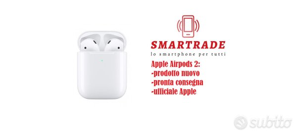 Apple airpods 2 2019