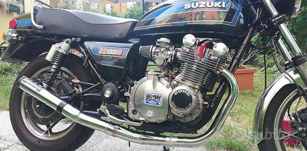 Moto d'epoca yamaha motor msr fim 87