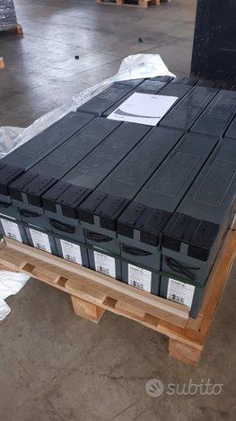 Batteria AGM 200ah/150ah/130ah FIAMM e ENERSYS