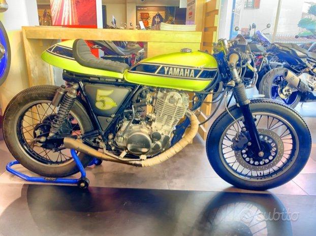 Yamaha SR 400 - 2018