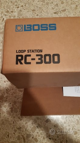 NUOVA Loop Station BOSS RC-300