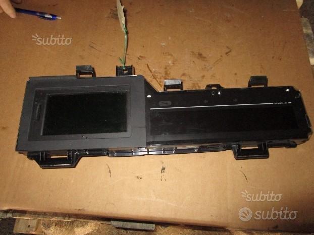 Renault Scenic Xmod quadro strumenti - F079