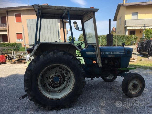 Trattore ford 4600