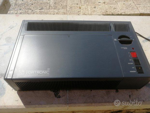 Depuratore/ionizzatore d'aria Vortice
