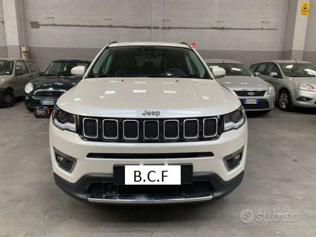 JEEP Compass 2ª serie - 2017 4wd