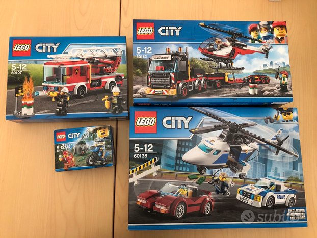 Set Lego City