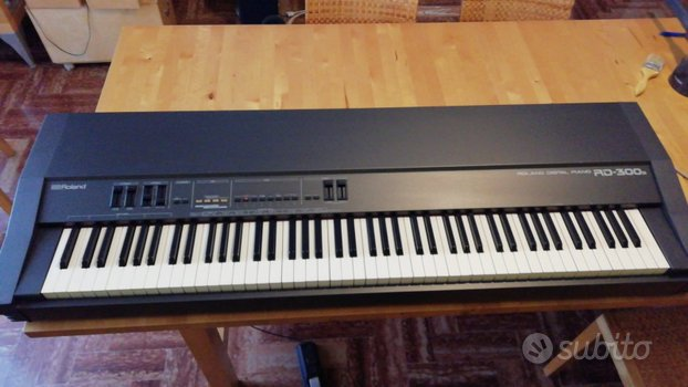 Pianoforte digitale ROLAND RD-300s RD300s RD 300s