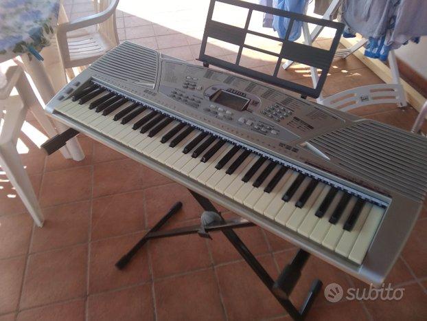 Farfisa Bontempi Tk82 Tastiera 61 Tasti