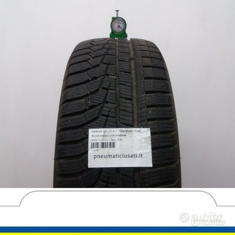 Gomme 225/65 R17 usate - cd.1315