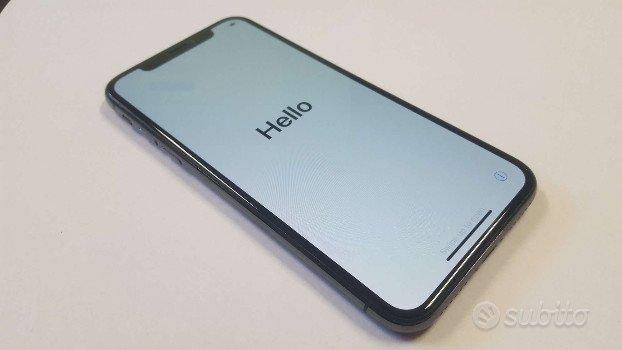 Apple IPhone X Nero da 64gb Con Garanzia