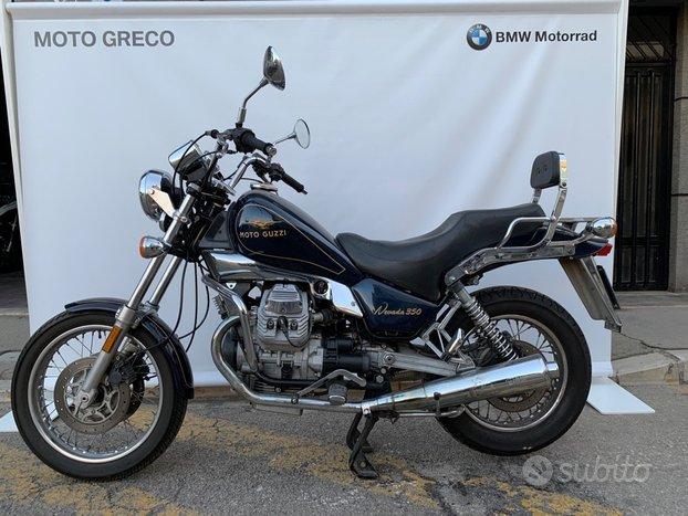 Moto Guzzi Nevada 350 - Blu