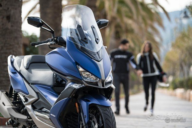 Kymco Xciting 400i S ABS - 2021 - NUOVO