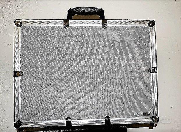Borsa Fotografica in alluminio
